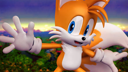 Miles ''Tails'' Power[53]