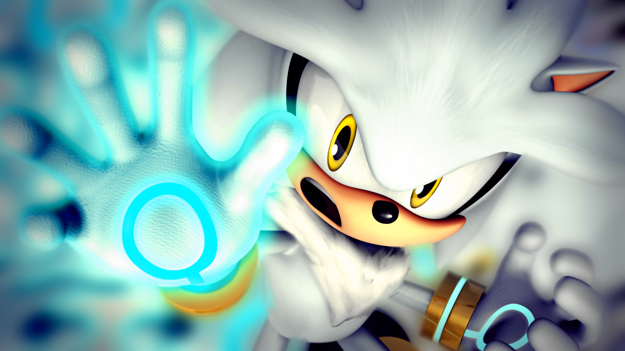 Silver The Hedgehog Pictures 8