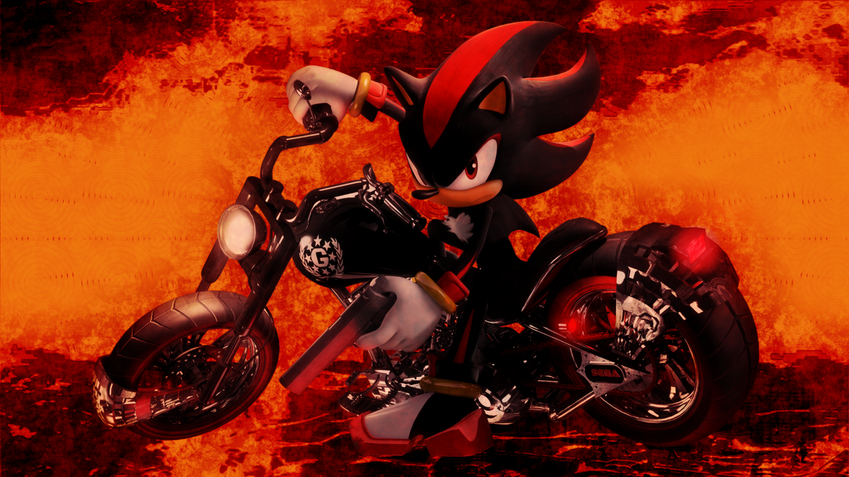 Shadow the Hedgehog [84] by Light-Rock on DeviantArt