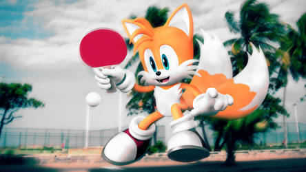Miles ''Tails'' Power [55]