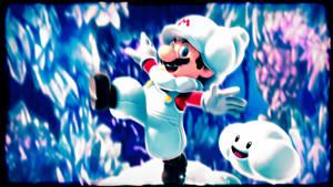 Super Mario Galaxy 2: Cloud Flower [1]