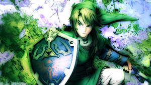 Super Smash Bros. U : Link [2]