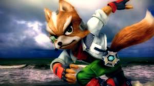 Super Smash Bros. U : Fox McCloud [1]