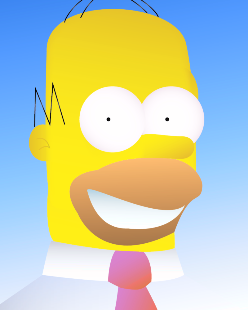 Homer J. Simpson [13.10.2014] by Light-Rock