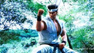Virtua Fighter: Akira Yuki