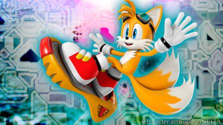 Tails Free Rider [257]