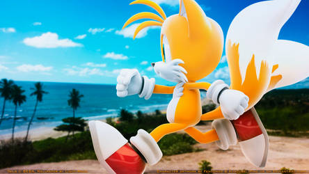 Miles ''Tails'' Prower (4K)
