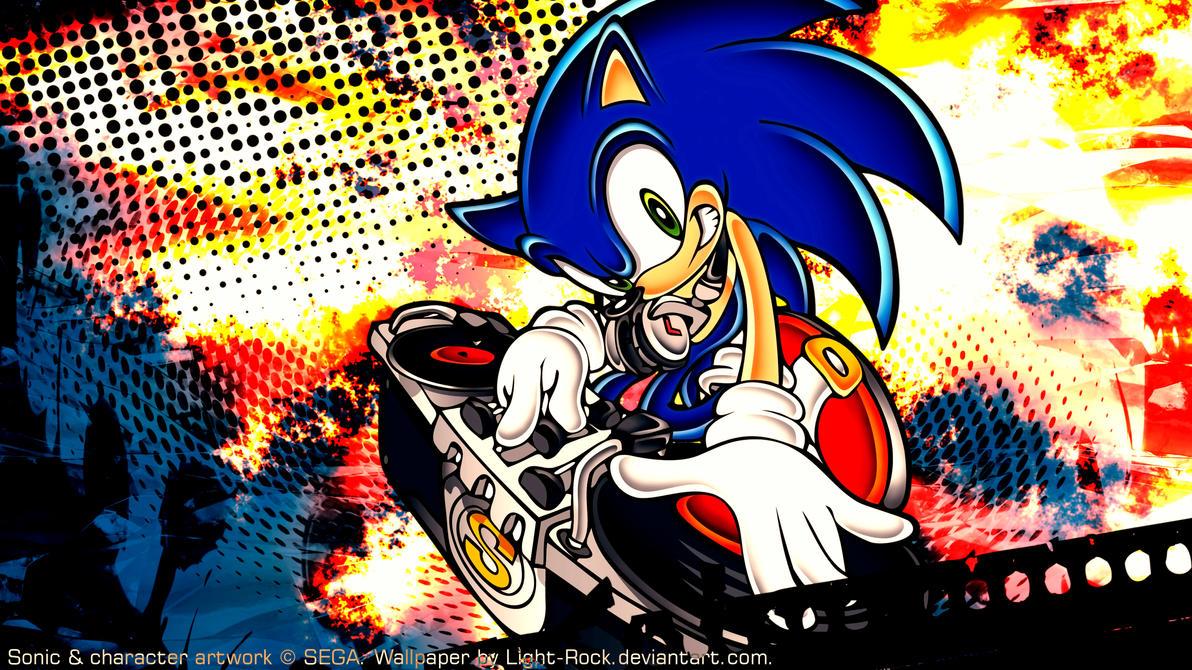 Sonic's Boom (Box) by Light-Rock