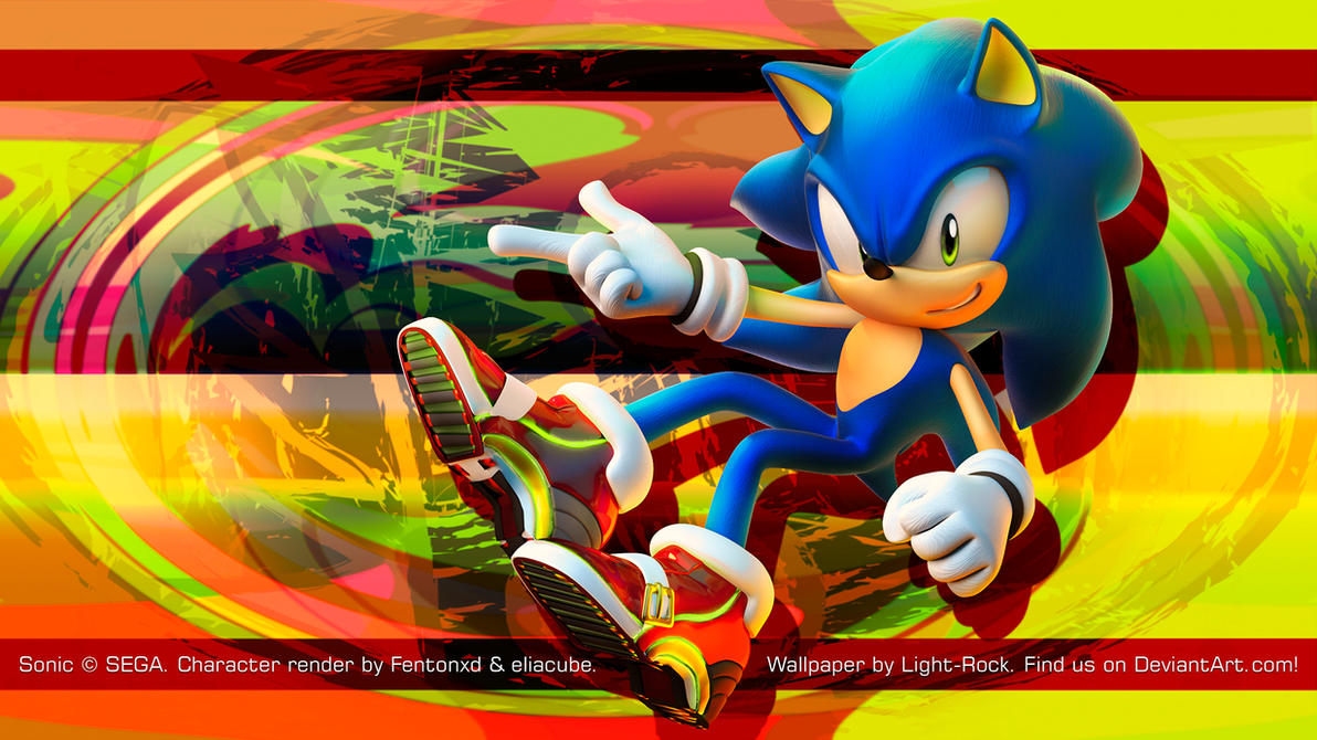 Sonic the Hedgehog [919] by Light-Rock