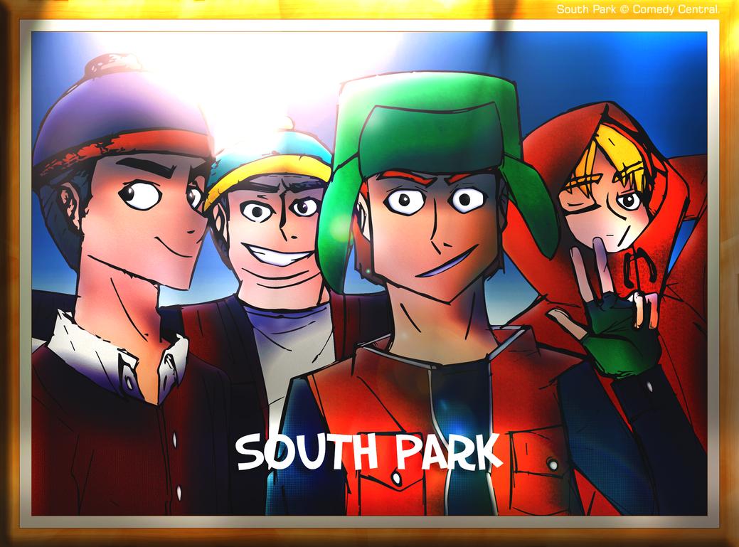 South Park Boys by Light-Rock