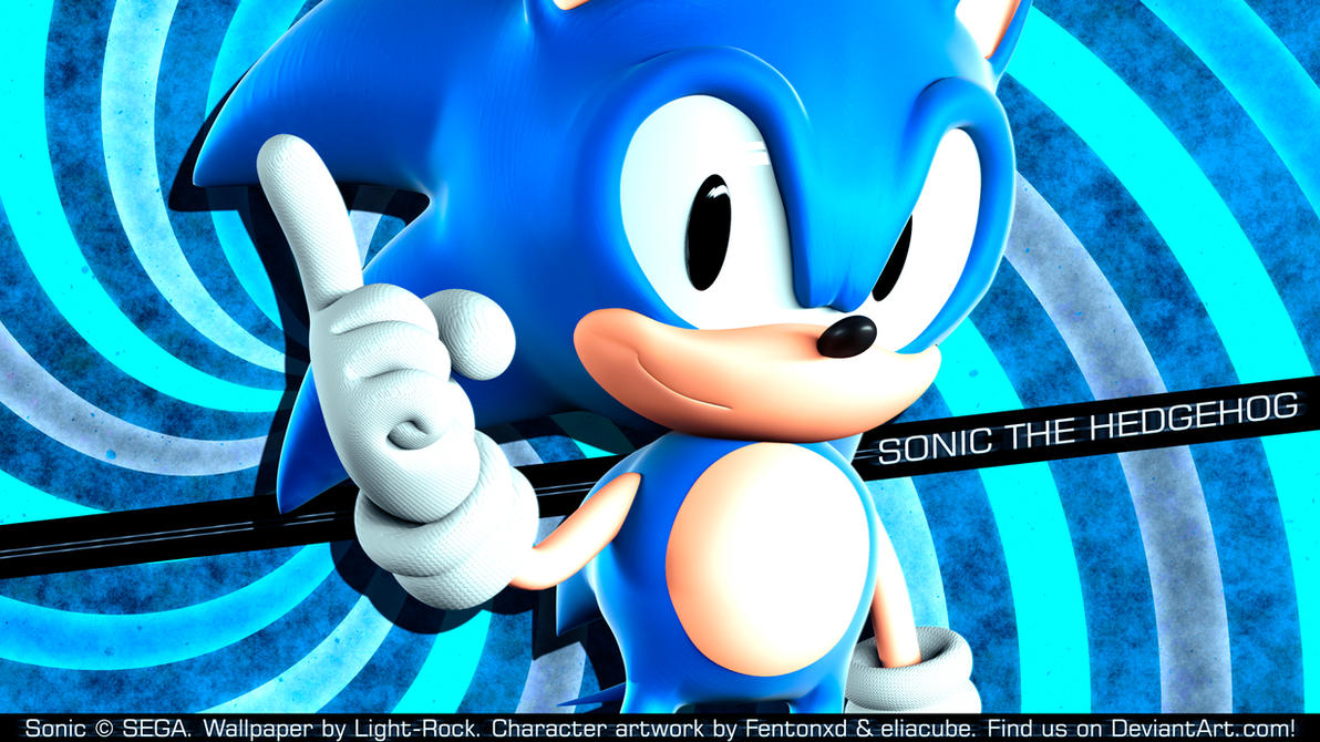 Sonic the Hedgehog [920.1] by Light-Rock