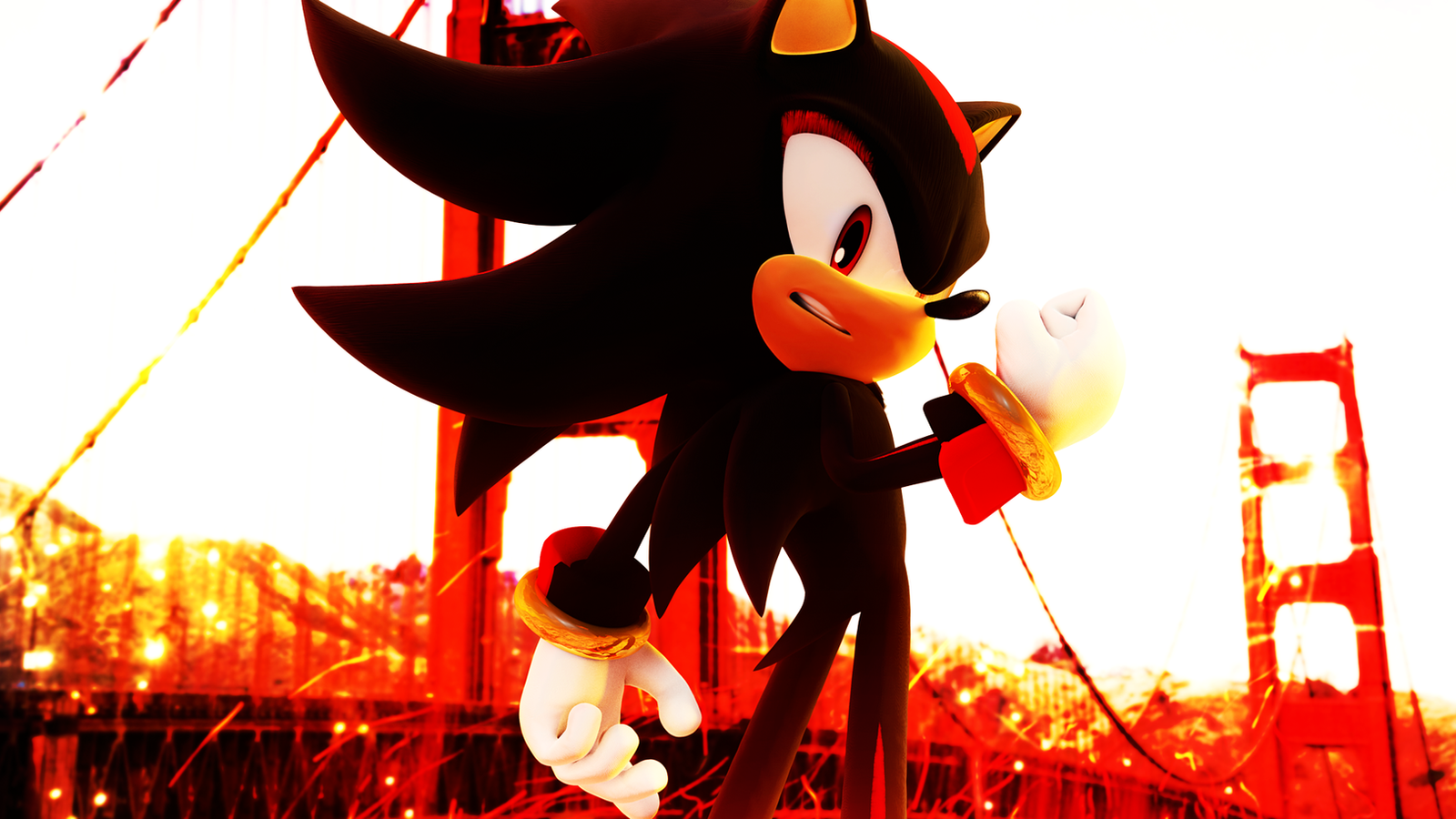 Shadow the hedgehog 2017 by light rock on deviantart for Craft fairs near me november 2017
