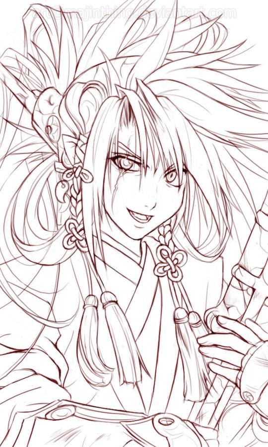 YnM - Kurikara RyuOh by majinthing