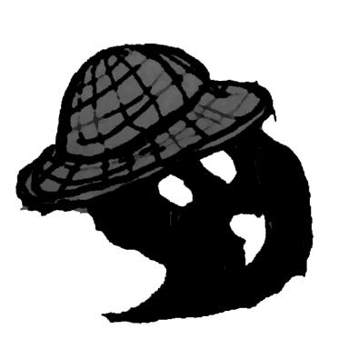 Black strawhat doppelgunner by doppelgunner