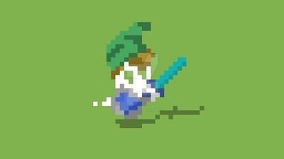 Doppelgunner (ghost) of Zelda by doppelgunner