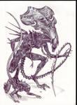 Alien and Queen