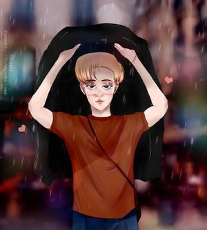 Zi Tao. 'Rainy day with Kris'