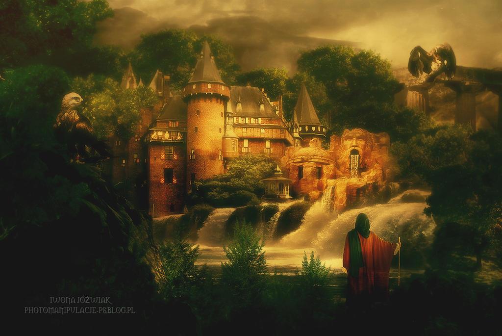 castle... by mirandaarts