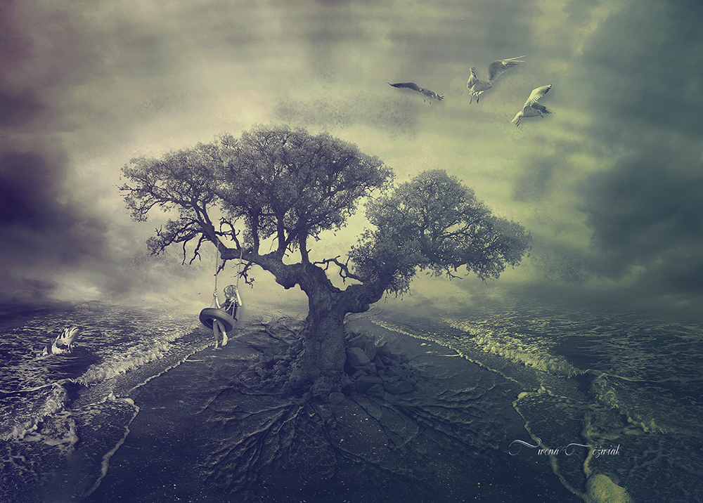 tree... by mirandaarts