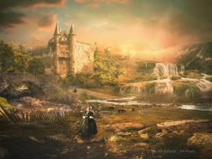 a fantasy world ... by mirandaarts