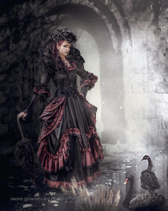 black swan... by mirandaarts