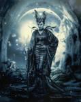 Queen of darkness ...