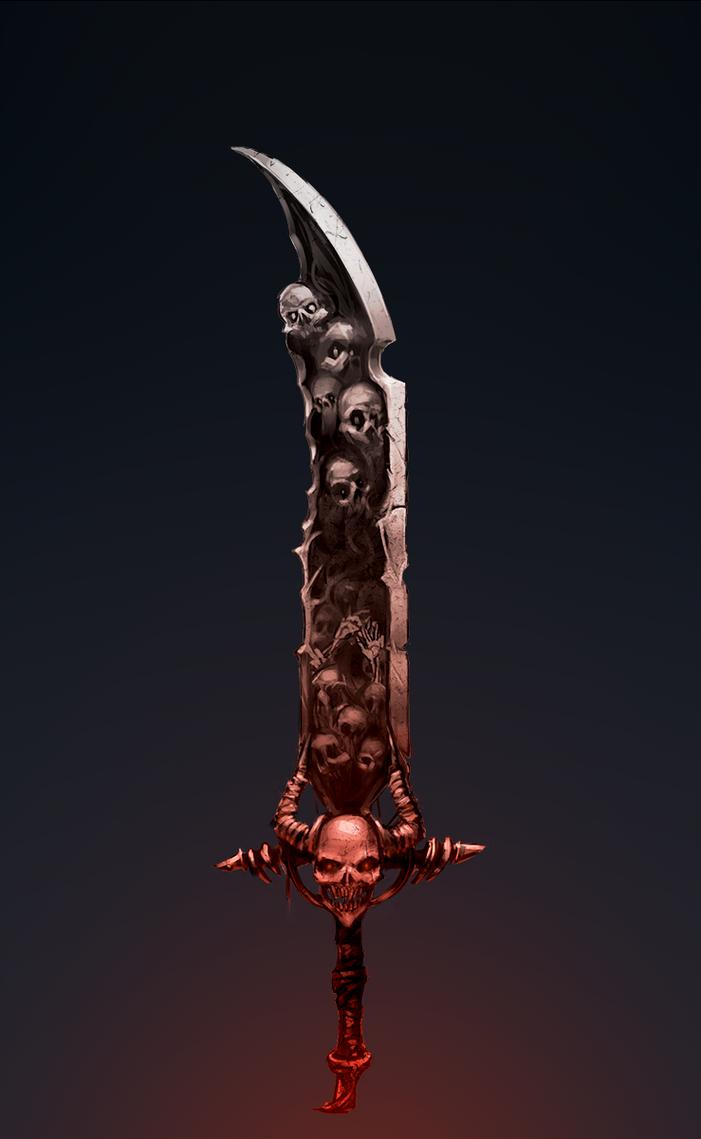 anime dark sword: Dark Sword By Skilrex On DeviantArt