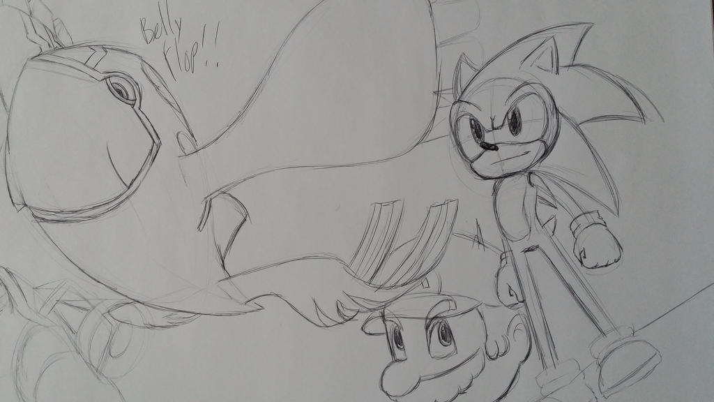 day of doodle by sonicspeed123