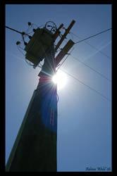 Pillar of Light by w-o-l-d-o