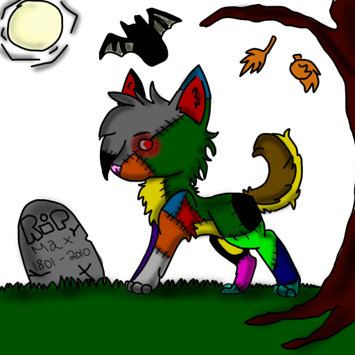 Halloween :finished: by TigerDolphin