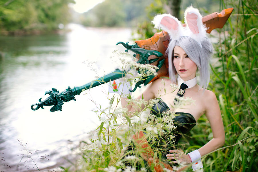 Riven at the river by idleambition