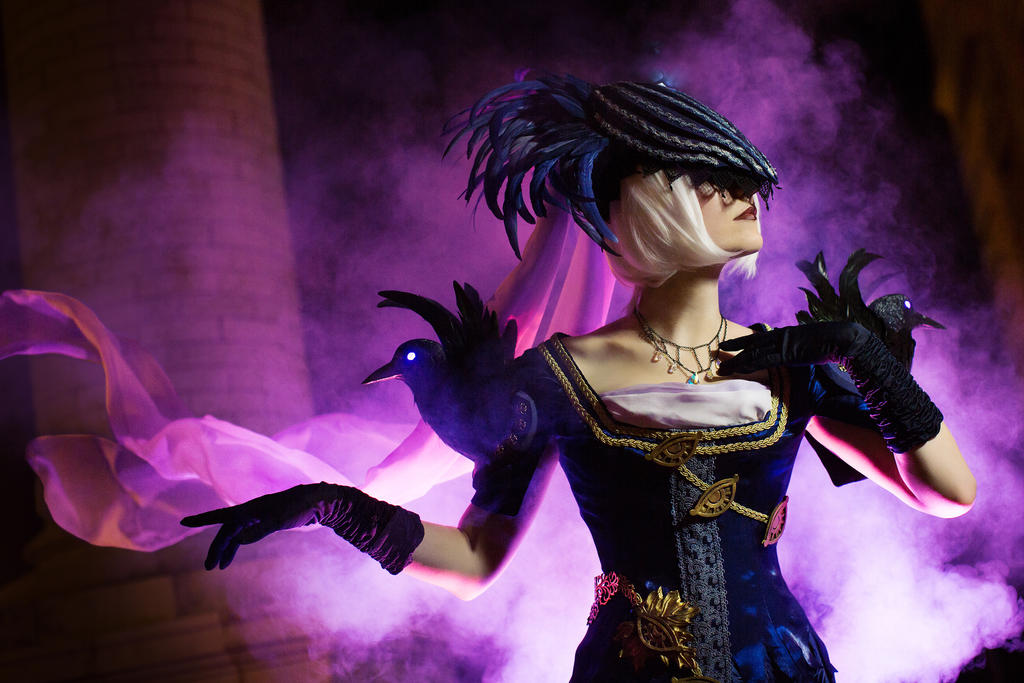 Nox from Smite by idleambition