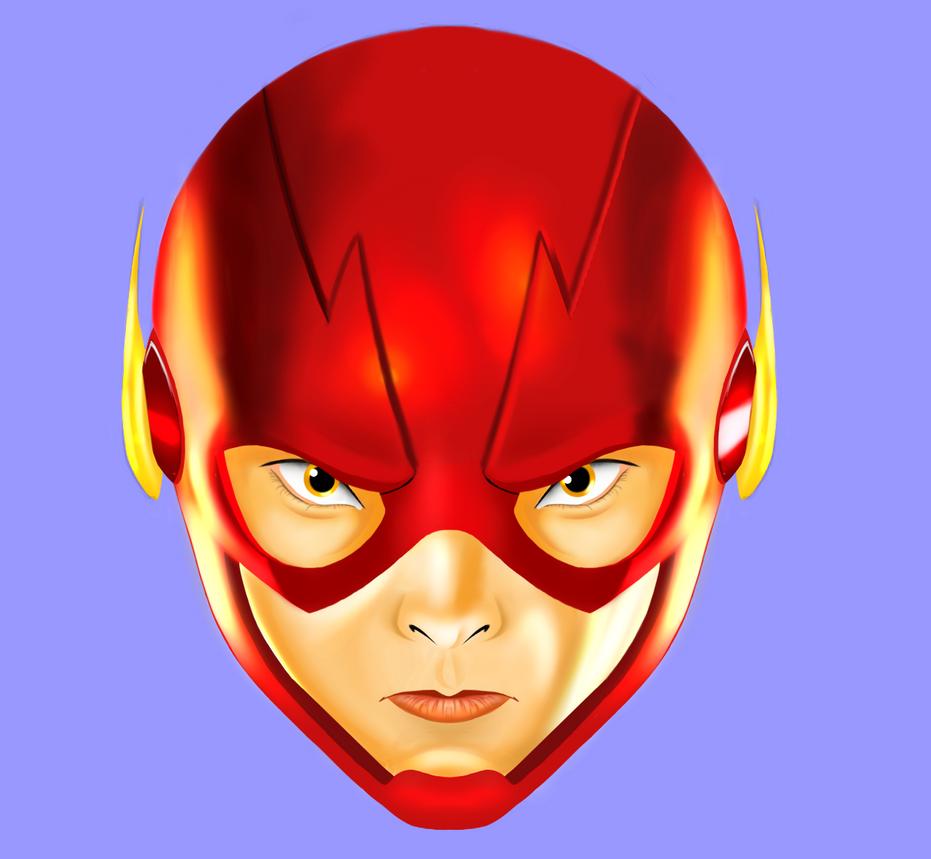 The Flash Paint1 by Bonezkd