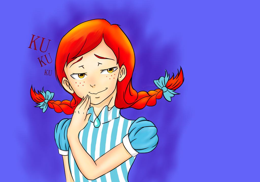 Smug Wendy by Bonezkd