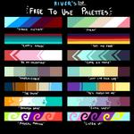 FTU Palettes 2.0!