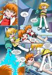 A ticklish showdown 2 - page 2