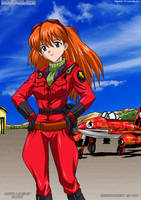 Asuka for Lucasliso by bbmbbf