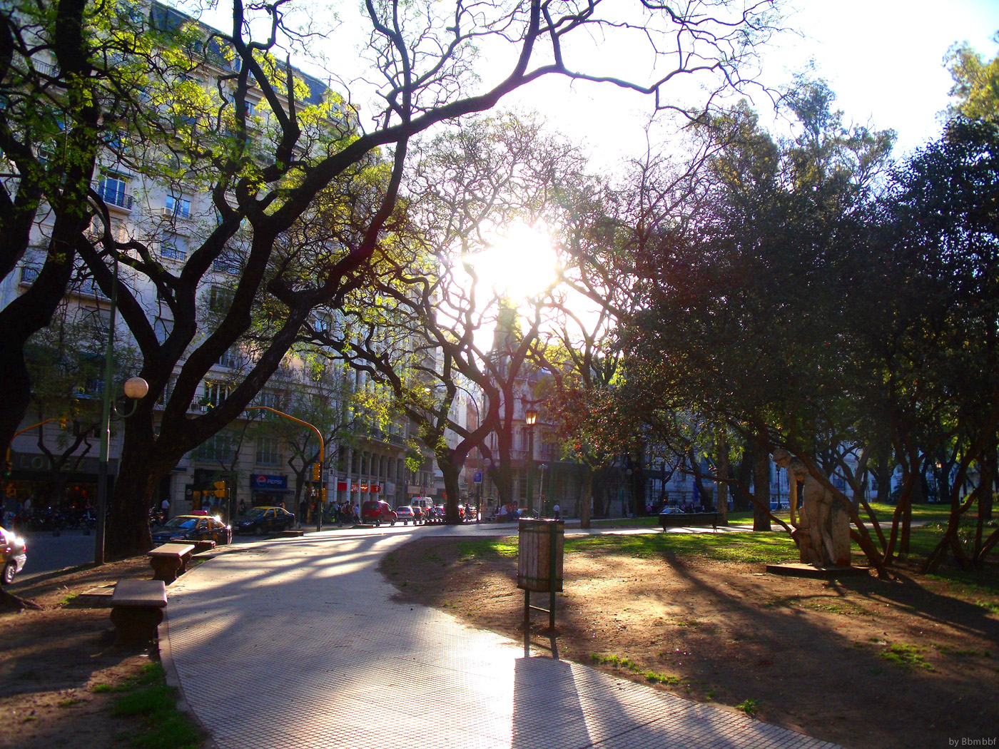 Buenos Aires - Parque by bbmbbf