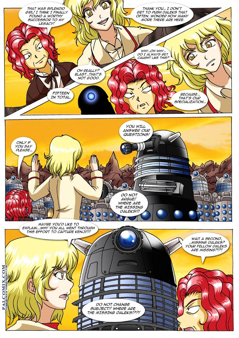 Dare Sensei - Page 16 by bbmbbf
