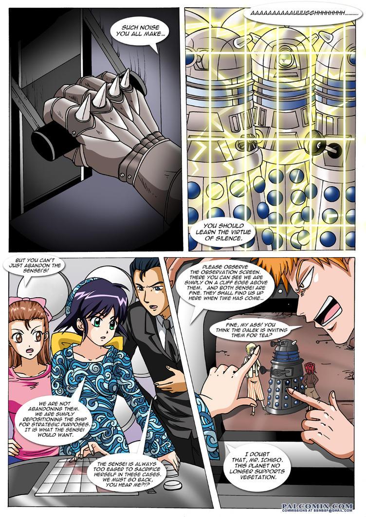 Dare Sensei - Page 18 by bbmbbf