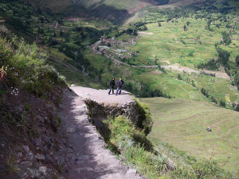 Camino Inca en Pisac 2 by bbmbbf