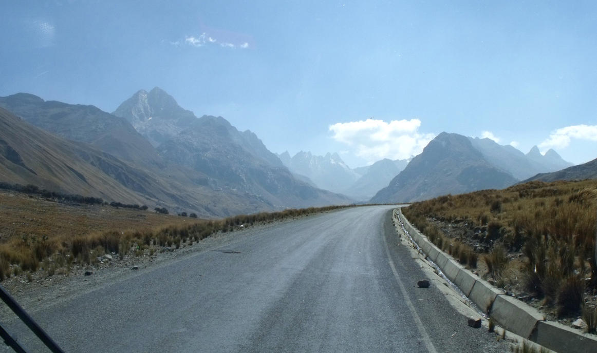 Ancash - Road by bbmbbf