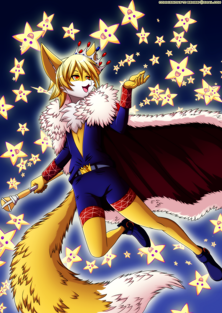 Prince Rigel 1 by bbmbbf