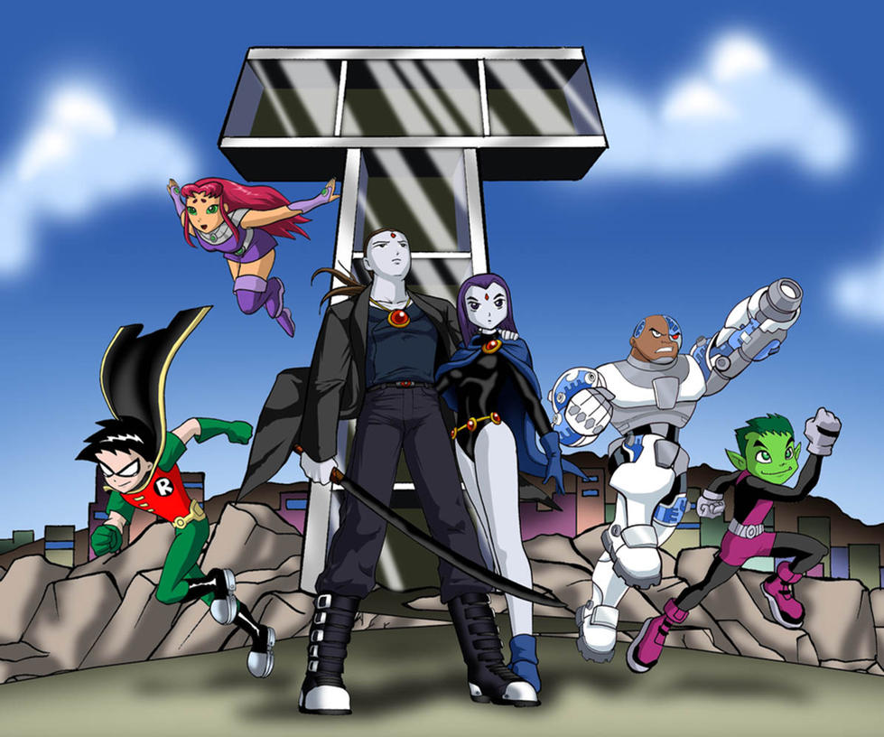 Teen Titans Palcomix 93