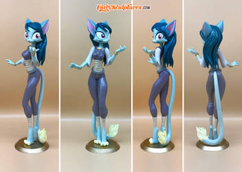 Lilith from Dreamkeepers - Figure by bbmbbf