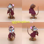 Mrs. Brisby Figure - Out of Stock by bbmbbf