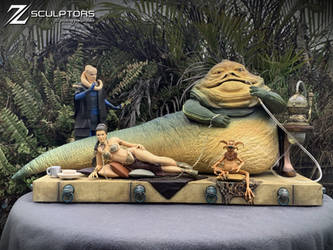 Star Wars Diorama - 3d files available by bbmbbf