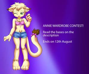 Annie Wardrove Contest