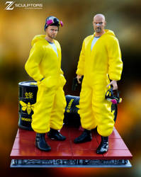 Breaking Bad Figure - STL files available