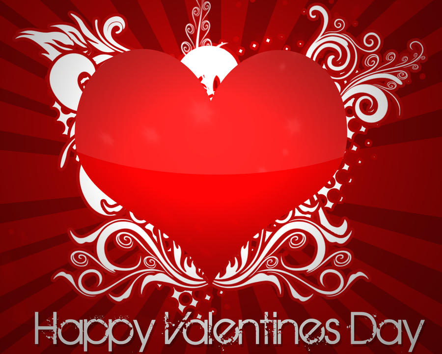 Valentines Day Wallpaper By ExclusiveYash ...